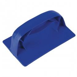 Poignée porte-tampons pour plaques de cuisson
