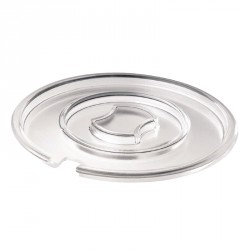 Couvercle rond transparent Float APS