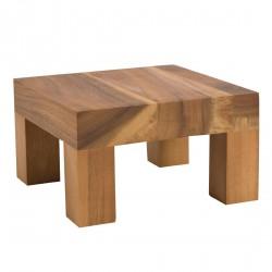 Rehausse-buffet en bois