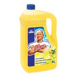 5 litres Mr Propre Citron professionnel