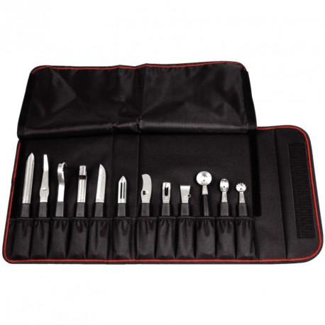 Set professionnel de 12 outils de d coration horeca pro Outils de jardinage professionnel