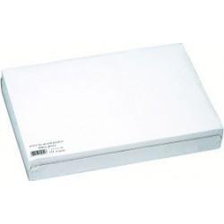1000 sets Blanc 30x40cm