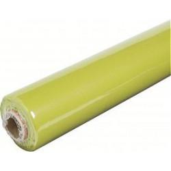 Rouleaux Vert kiwi (vif) non-tissé airlaid 1,20 mètre