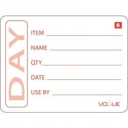 Etiquettes pour produits préparés Vogue