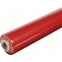 Rouleaux Rouge (vif) non-tissé airlaid 1,20 mètre