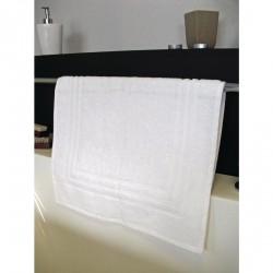 Tapis de bain blanc