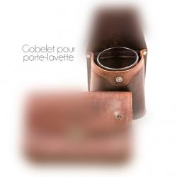 Gobelet pour porte lavette 628006 et 628007
