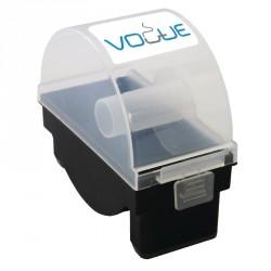 'Distributeur d''étiquettes en plastique 1 rouleau Vogue '