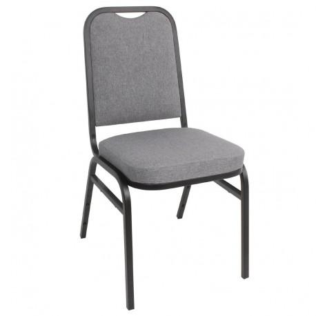 4 chaises de banquet empilables Bolero