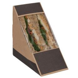 500 boîtes à Sandwich Kraft