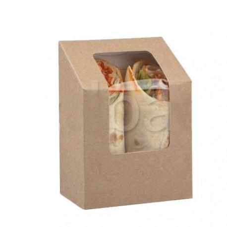 25 boîtes à Tortilla en Kraft