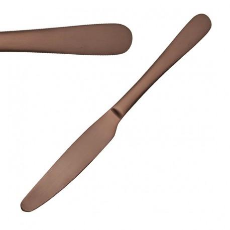 12 couteaux à dessert cuivre 218mm Cyprium Olympia
