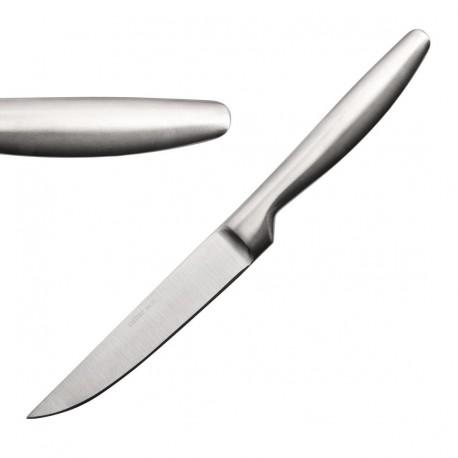 6 couteaux à steak 224mm Satin Comas