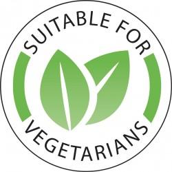 Etiquettes plats végétariens Vogue