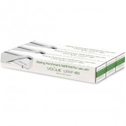 3 rouleaux de papier cuisson pour distributeur Wrap450 Vogue