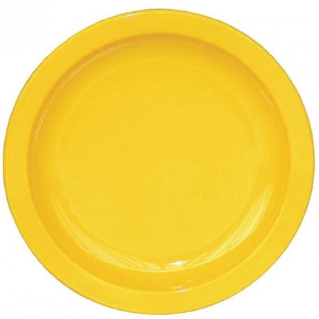 12 assiettes en polycarbonate ø 172 mm