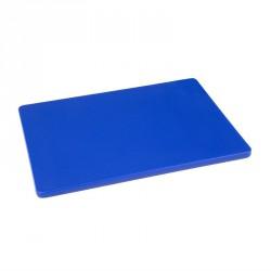 Planche à découper basse densité bleue Hygiplas