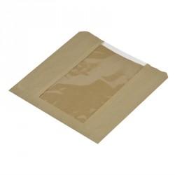 1000 petits sacs sandwich kraft Vegware