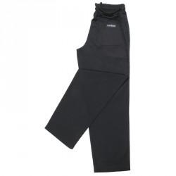 Pantalon noir Easyfit Chef Works L