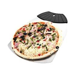Spatule à pizza en inox