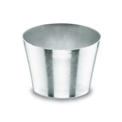 Moule à flan en aluminium hauteur 4.9 cm