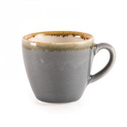 Tasse à espresso couleur océan Kiln Olympia 85ml lot de 6