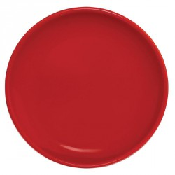 Assiette creuse rouge Olympia Café 200mm