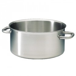 Cocotte bourgeat excellence Inox 18/10