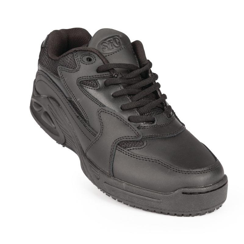 8dcdd081ae40 Chaussures de service style baskets en cuir pour femme pointure 36. Loading  zoom