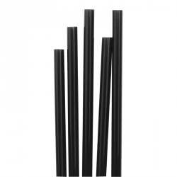 1000 pailles noire droite
