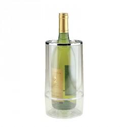 Rafraîchisseur à vin en acrylique transparent