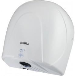 Sèche-mains à propulsion Blanc
