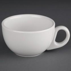 24 Tasses à cappuccino 228ml Athena Hotelware