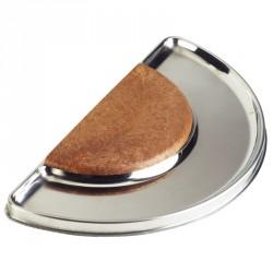 Planche à découper de bar en acier inoxydable Bonzer