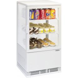 Mini vitrine réfrigérée positive 58 L