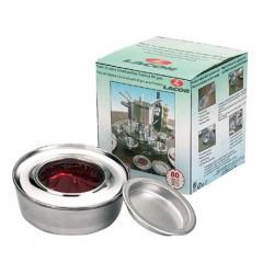 Pack de 3 boîtes Fgel de chauffe pour fondue