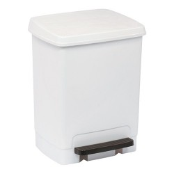 POUBELLE À PEDALE 55 litres