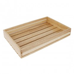 Caisse en bois Olympia 350x230x60mm