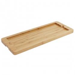 Planche support en bois Olympia 330 x 130mm pour ardoise CM062