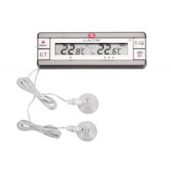 Thermomètre alarme de réfrigérateur / congélateur