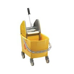 Seau mop mobile rubbermaid